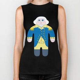 George Washington Biker Tank