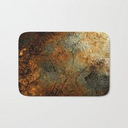 Rust Texture 69 Bath Mat