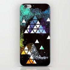 Spaceangles iPhone & iPod Skin