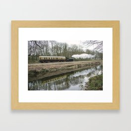 Auto Pan Framed Art Print