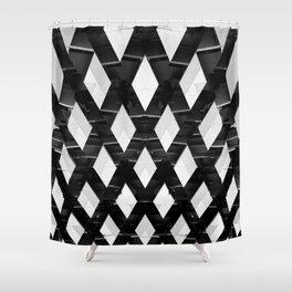 Duplex V Shower Curtain