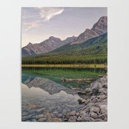 Reflecting on Stillness Poster