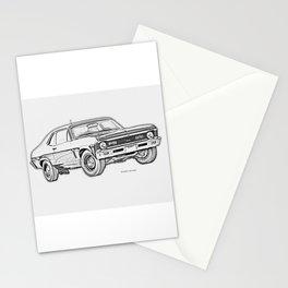 1968 Nova Stationery Cards