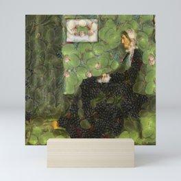 Whistlers Sour Grapes Fine Art Parody Mini Art Print