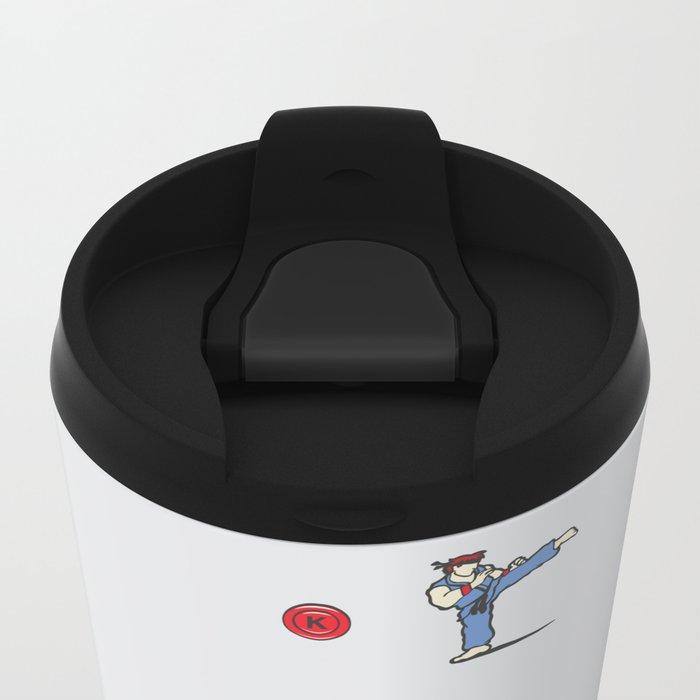 The Ultimate Combo Metal Travel Mug