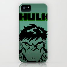 Hulk iPhone (5, 5s) Slim Case