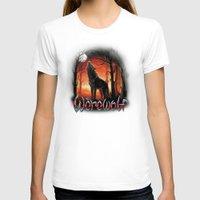werewolf T-shirts featuring Werewolf by Antracit