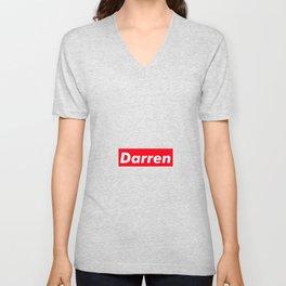 Darren Unisex V-Neck