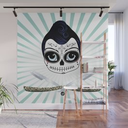 Day of the Dead (Alejandro) Wall Mural