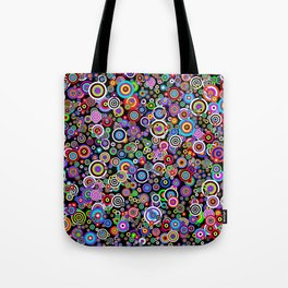 Spots (Version 7) by Bruce Gray Tote Bag