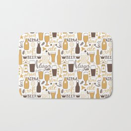 For beer lovers Bath Mat