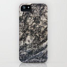 Grey Moutain by Gerlinde Streit iPhone Case