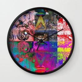 Rebirth (aka The Last Supper) Wall Clock