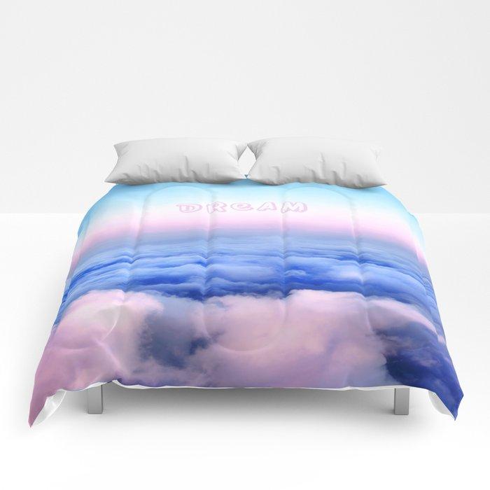 Dream Clouds Comforters