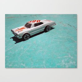 Little Car Canvas Print