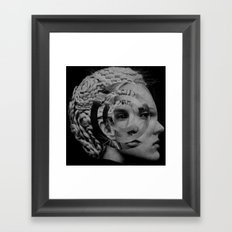B/W Framed Art Print