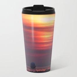 Bay Sunrise Travel Mug