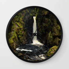 Stanley Ghyll Force Wall Clock