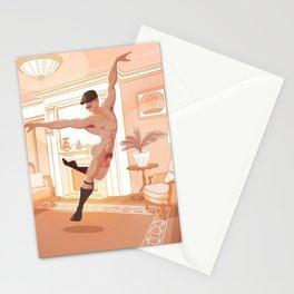 Finally All Alone Stationery Cards