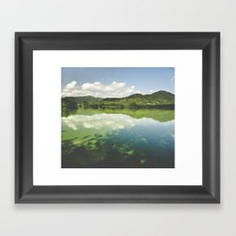 Perfect World Framed Art Print