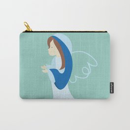 Assumption of Mary - Nossa Senhora dos Navegantes - Blessed Virgin Mary Carry-All Pouch
