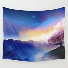 Why I should follow my heart? ♫ Wall Tapestry