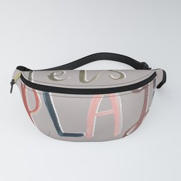 Let's play! Fanny Pack
