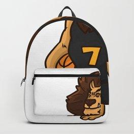 Basketball Sport Basket Ball Gift Backpack