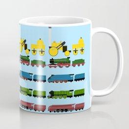 Steam Legends Coffee Mug