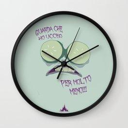 Ho ucciso per molto meno! Wall Clock