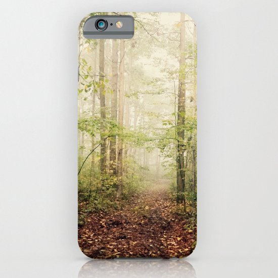 Get Lost iPhone & iPod Case