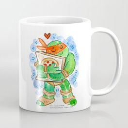 Teenage Mutant Ninja Turtles Hug Coffee Mug