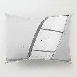 Sand yachting Pillow Sham