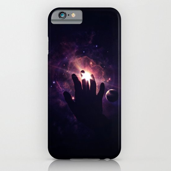 Laying In The Grass iPhone & iPod Case