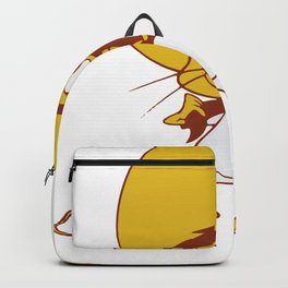 Speedy Gonzales Mexican Mouse Animal Backpack