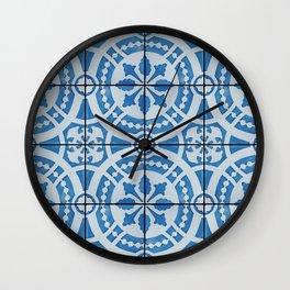Azulejos 95 Wall Clock