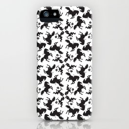 Headless and Horseless iPhone Case