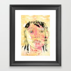 151. Framed Art Print