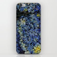 Panelscape Iconic - Starry Night iPhone & iPod Skin