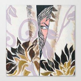 spying eye#4 Canvas Print