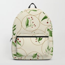 Berries Baubles #society6 #xmas Backpack