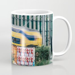 Commuter Train Coffee Mug