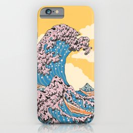 New Wave Great Wave iPhone Case