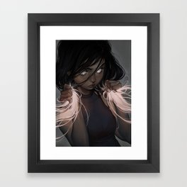squeeze Framed Art Print