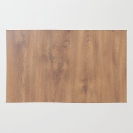 Dark timber pattern Rug