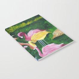 Flamingo Love Notebook