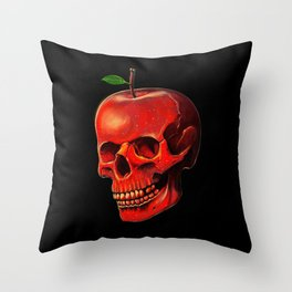 Fruit of Life Throw Pillow