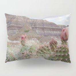 Cactus in Bloom Pillow Sham
