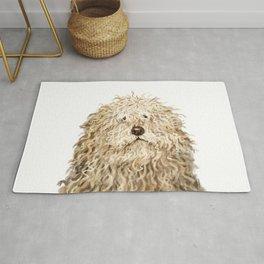 Cute Puli Dog Rug