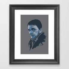 Villains: Lorne Malvo Framed Art Print